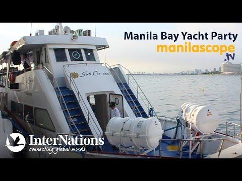 InterNations Manila Yacht Party   June 11, 2016 by Manilascope
