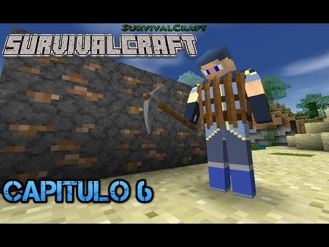 Survivalcraft Capitulo 6 Como Encontrar Mineral De Hierro