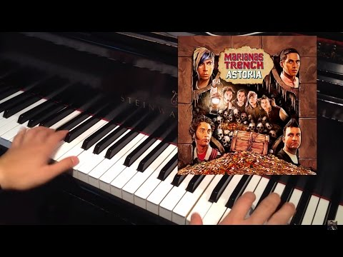 Marianas Trench: Astoria (Full Album Cover on Piano)