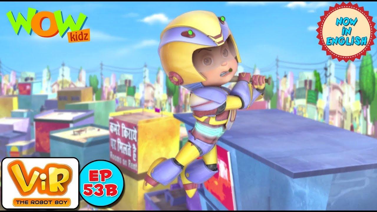 Download Vir: The Robot Boy -The Lady Jinn Part 2 - As Seen On HungamaTV - IN ENGLISH