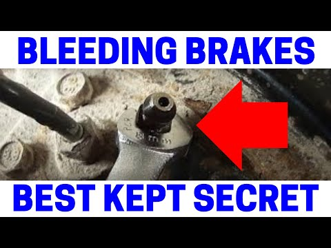 NEVER Bleed Brakes Until Watching This!
