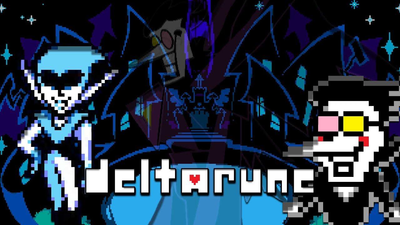 Download DELTARUNE CHAPTER 2 FULL PLAYTHROUGH! Timestamps in description!!!