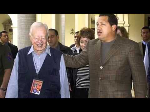 Jimmy Carter Says Yes