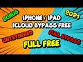- iCLOUD BYPASS FREE WINDOWS FREE & UNTETHERED for iOS 12/13/14.3