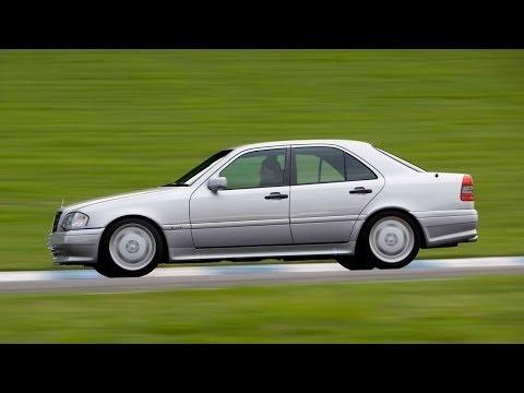 #545. Mercedes Benz C36 AMG W202 (отличные фото)