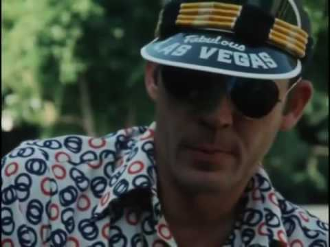 """Omnibus"" Fear and Loathing on the Road to Hollywood - Hunter S. Thompson Documentary (1978)"