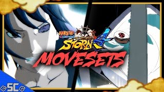NARUTO STORM 4 | All New Ninja Movesets - Showcase PV #1【1080p 60FPS】