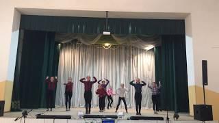 """Коллектив современного эстрадного танца """"Фантазия"""" танцевальный номер """"Dance party"""""""