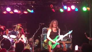 The Iron Maidens - Phantom of the Opera (jam section only) Alrosa Villa 2017/09/16 Resimi
