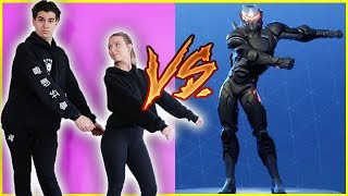 FORTNITE DANCE CHALLENGE IN VITA REALE! (FIDANZATO VS FIDANZATA)