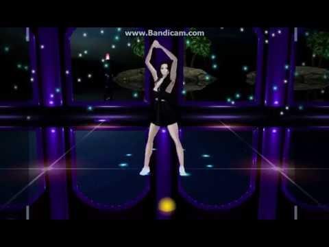 Клип Марина Кравец - Я-Богиня дискотеки.