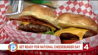 Live in the D: Get ready for National Cheeseburger Day