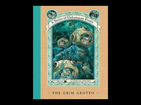 the grim grotto book report