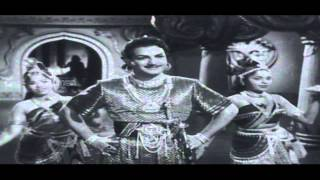 Jagadeka Veeruni Katha Movie   Music & Dance Video Song   NTR, Saroja Devi