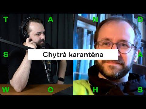 Podcast o Chytré karanténě: soukromí, bezpečnost, verze pro iPhony, funkce...
