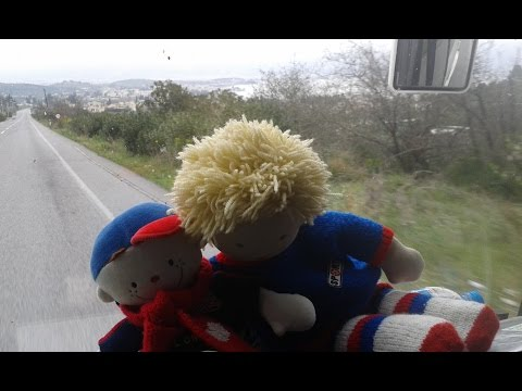 Peter and Iasonas: A trip to Pelion