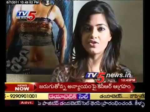 TV5 - Big Screen - Meera Chopra Exclusive interview