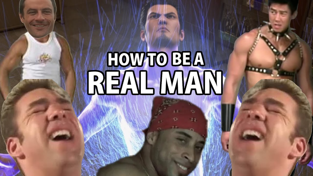 Misinformed - How to be a Real Man