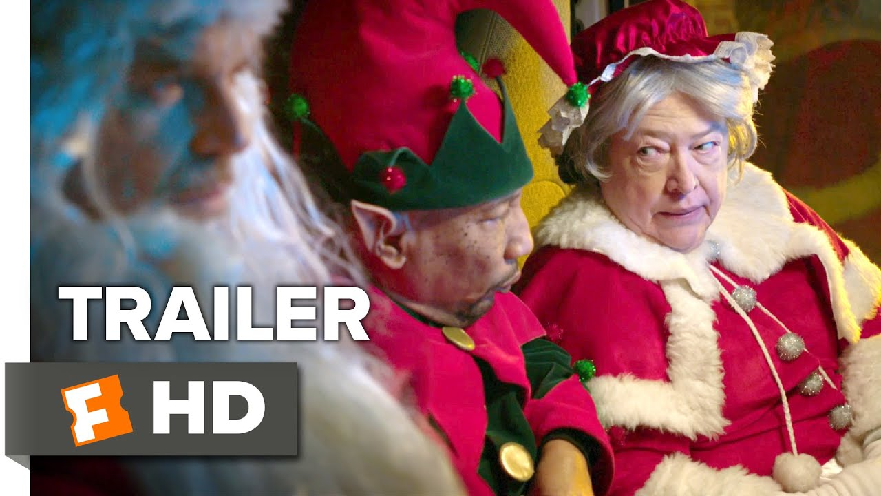 Bad Santa 2 Official Trailer 2 2016 Billy Bob Thornton Movie