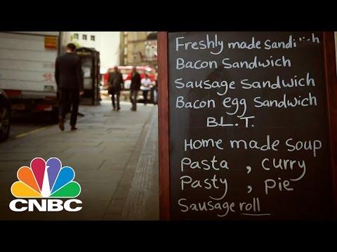 Restaurant Startup Hosts On Menu Money Makers | CNBC