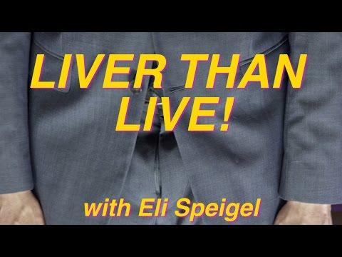 Liver Than Live Ep. 2: Melissa Vincent/The Brain