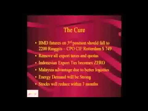 "Malaysian Palm Oil Council POTS KL 2012 -""Impact of Macro Economy on Veg. Oil Price"" by Dorab Mistry"