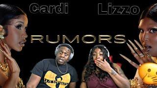Damn Lizzo Can Twerk!!! Lizzo - Rumors feat. Cardi B (Reaction)