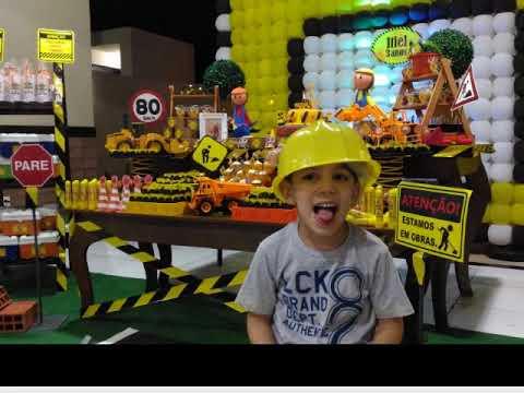 Video Fotos para Aniversário de 5 Anos - Iran Neto