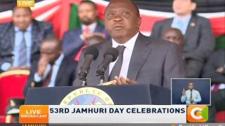 President Kenyatta blames Naivasha tragedy on haphazard bumps