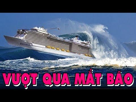 KHÁM PHÁ   Những Con Tàu Vượt Bão Biển Và Đại Dương Ấn Tượng Nhất