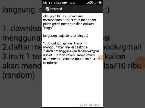 download aplikasi hago