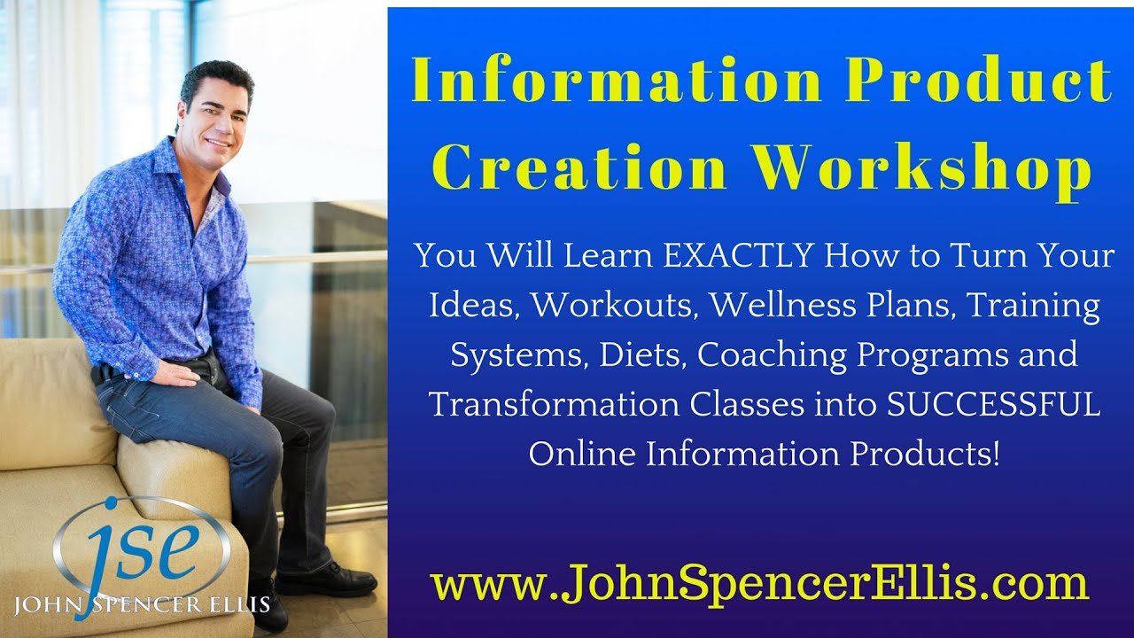 Information product creation blueprint online program now available information product creation blueprint online program now available malvernweather Images