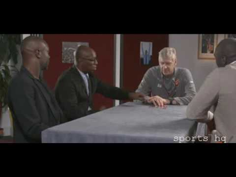 Wenger's exclusive interview with ian Wright, Campbell & gallas on his 20 years with Arsenal fc