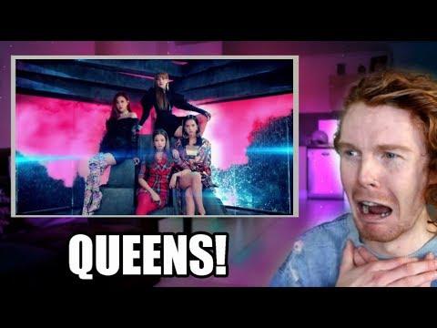 AUSTRALIAN REACTS TO BLACKPINK DUU DU DUU DU!!! (Kpop queens)