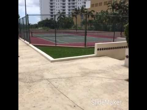 Isola Pool/Tennis Court