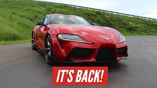 2020 Toyota GR Supra First Drive Review: It's Back... And It's Stupendous