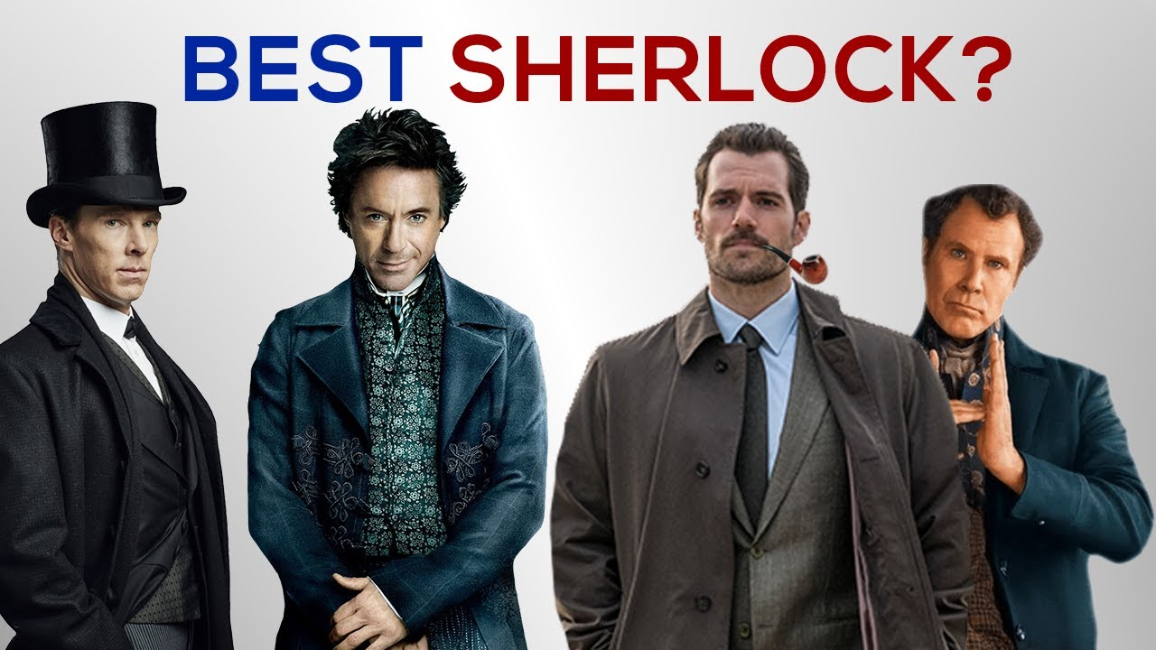 Download Who is the Best Sherlock Holmes?