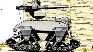 SKYNET IS COMING !!! US Military Tests New Robot Technology in Military Exercise