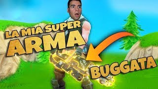 exceedingly great! MY WEAPON BUGED! FORTNITE ITA