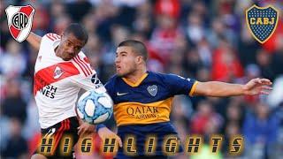 فيديو – بوكا جونيورز يفرض التعادل على ريفر بليت في الدوري الإرجنتيني