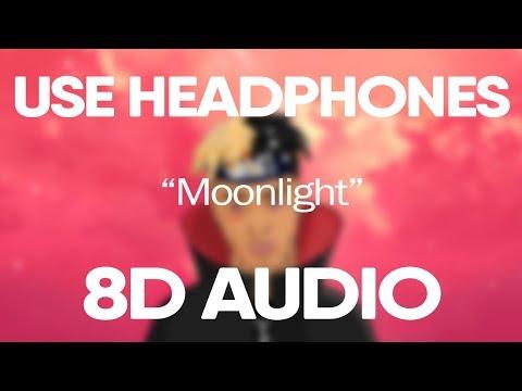 XXXTENTACION - Moonlight (8D Audio) 🎧