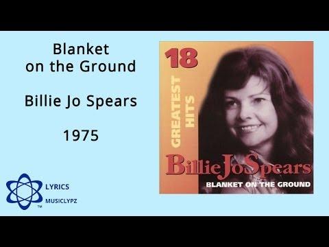 Blanket on the Ground - Billie Jo Spears 1975 HQ Lyrics MusiClypz