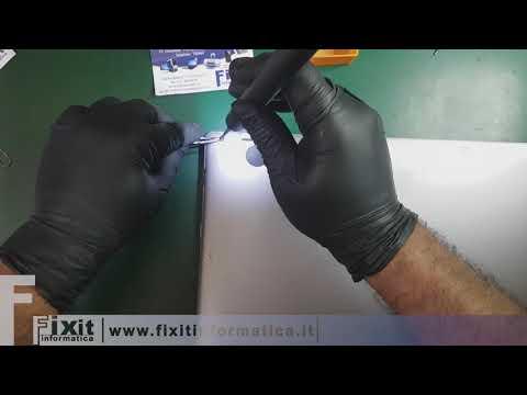 Guardiamo dentro il computer Teclast F6 Plus. Looking inside Teclast F6 Plus