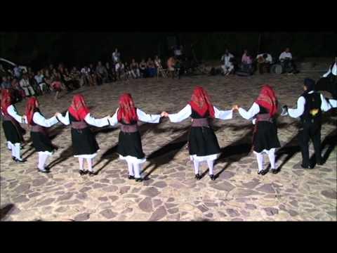 Greek folk dance  Karfas CHIOS  HD