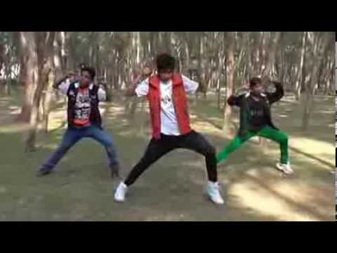 Lyrical Hip Hop  Dance Performance By Rixhin  & his Group Ultramax On Kabhi Jo badal Barse