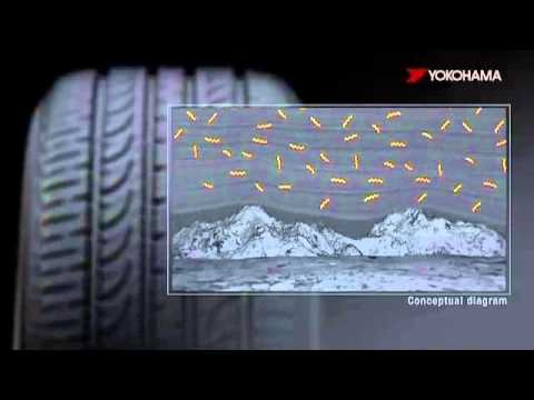 Yokohama Orange Oil Tyre Technology Explained