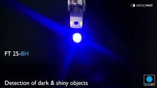 FT 25-BH - Detection of dark or shiny objects