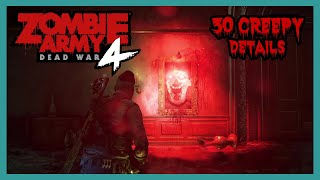 Zombie Army 4 - 30 Creepy Moments, Easter Eggs and Details