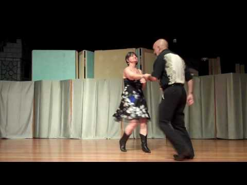 Kevin and Ann Hutchinson  - Zydeco