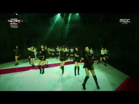Download  190101 MBC Gayo Daejejeon TWICE - 'Dance Break + Dance The Night Away' Full Performance Gratis, download lagu terbaru